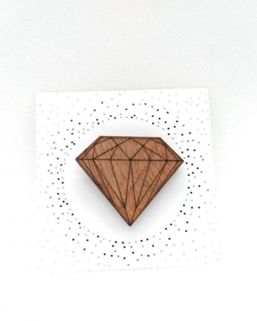 bouche diamant